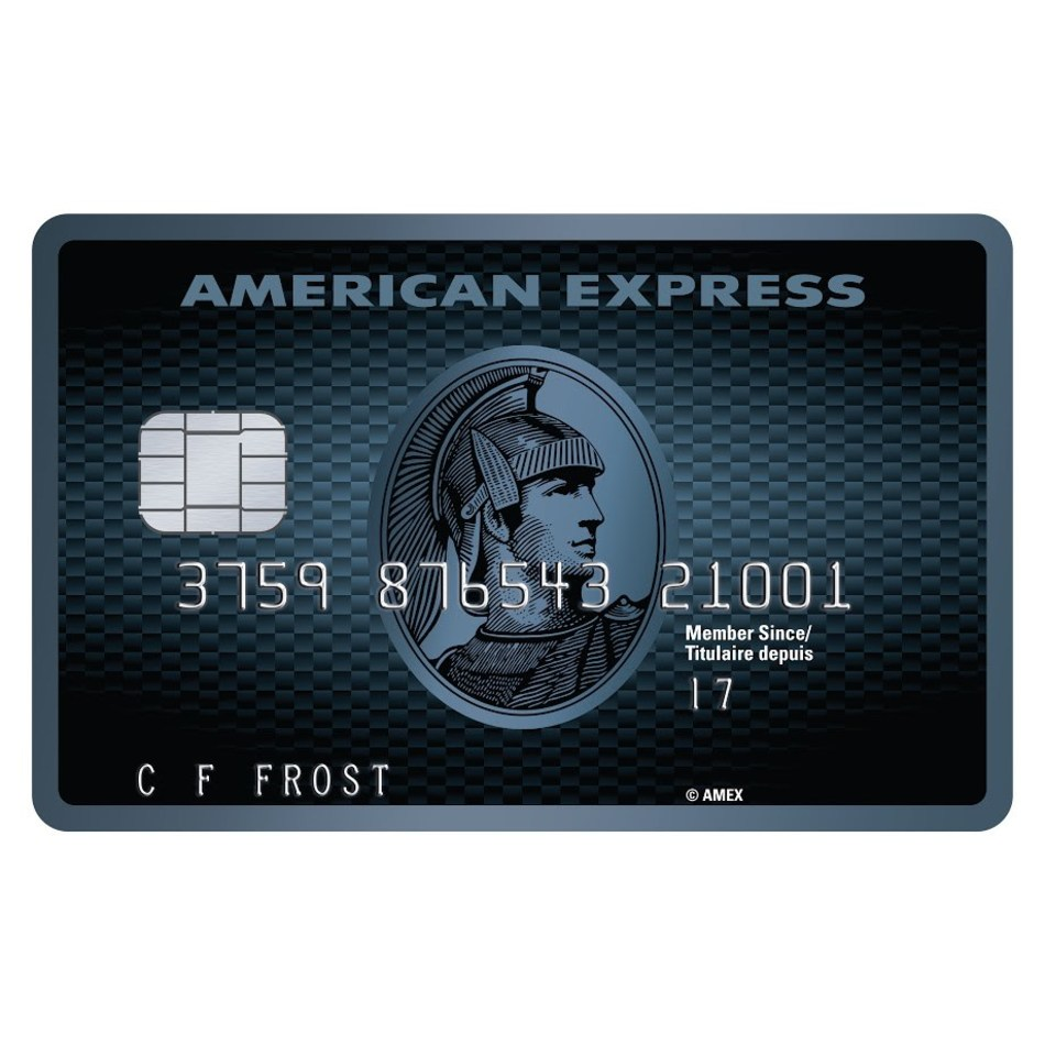 American Express Introduces Cobalt A Ground Breaking Credit Card